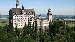 Moto noleggio a Baviera