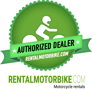 Rentalmotorbike.com Authorized dealer