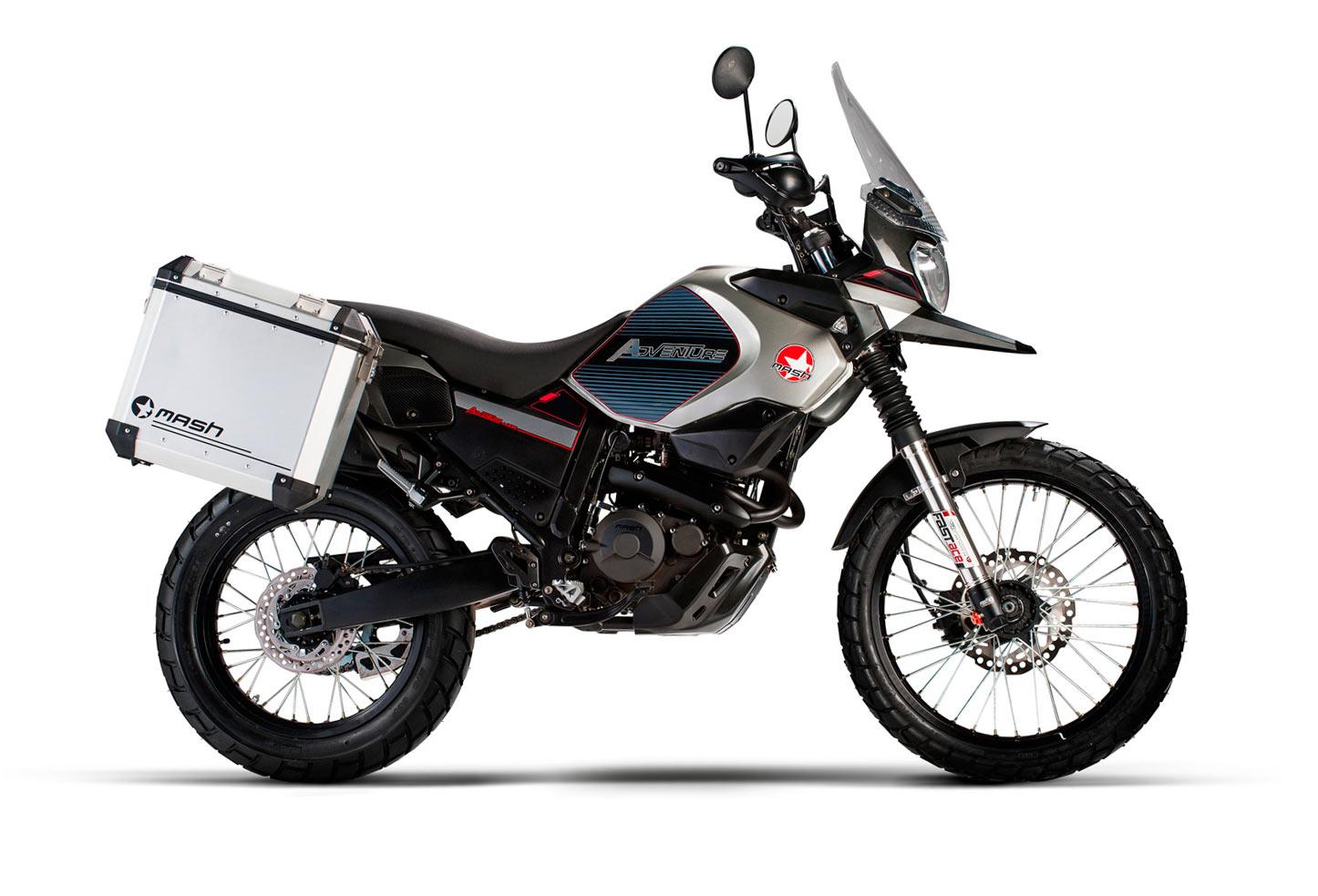 MASH Mash Adventure Alquiler de motos y scooters en Tenerife (España - Canarias)