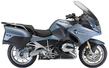 BMW R1200 RT Motorcycle and scooter rentals in Madrid (Spain)