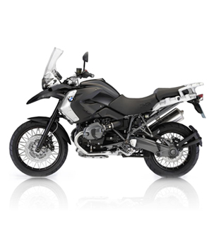 BMW R1200GS Motorcycle and scooter rentals in Buenos Aires (Argentina)