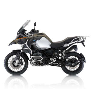 BMW R1200GS LC ADV Motorcycle and scooter rentals in Buenos Aires (Argentina)
