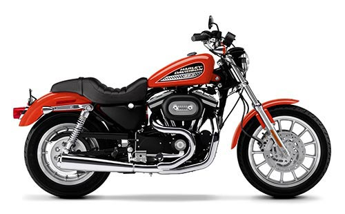 Harley-Davidson Sportster 883 Low Motorcycle and scooter rentals in Madrid (Spain)