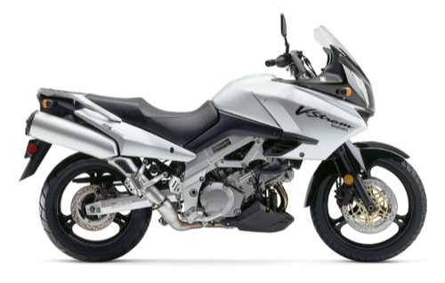 Suzuki V-Storm 1000 DL Motorcycle and scooter rentals in Málaga (Spain)