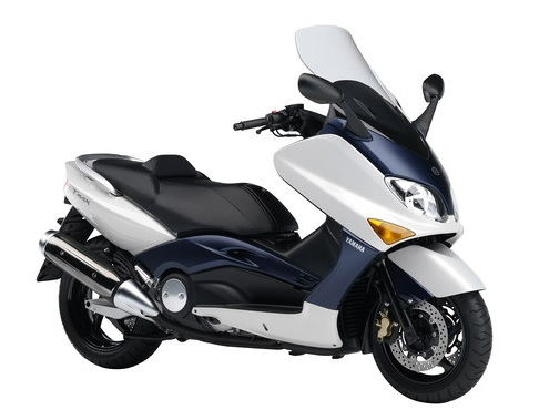 Yamaha T Max 500 Motorcycle and scooter rentals in Barcelona (Spain)