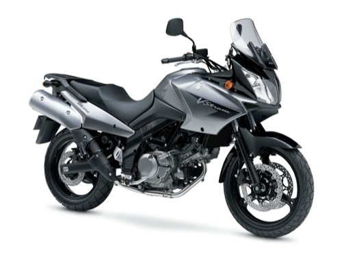 Suzuki V-Strom 650 Motorcycle and scooter rentals in Barcelona (Spain)