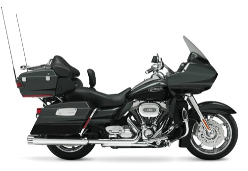 Harley-Davidson Road Glide Ultra Motorcycle and scooter rentals in Madrid (Spain)