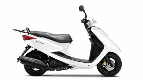 Yamaha vity 125 Alquiler de motos y scooters en Lanzarote (España - Canarias)