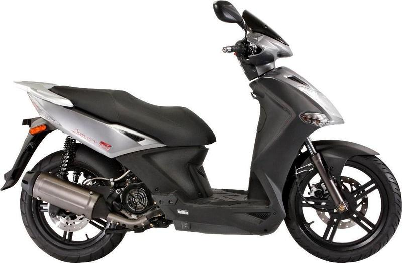 Kymco Agility 125 Motorcycle and scooter rentals in Fuerteventura (Spain - Canary Islands)