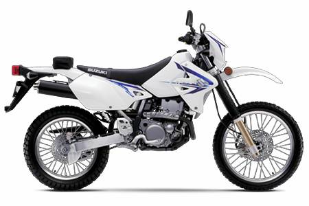 Suzuki DRZ 400 Motorcycle and scooter rentals in Fuerteventura (Spain - Canary Islands)