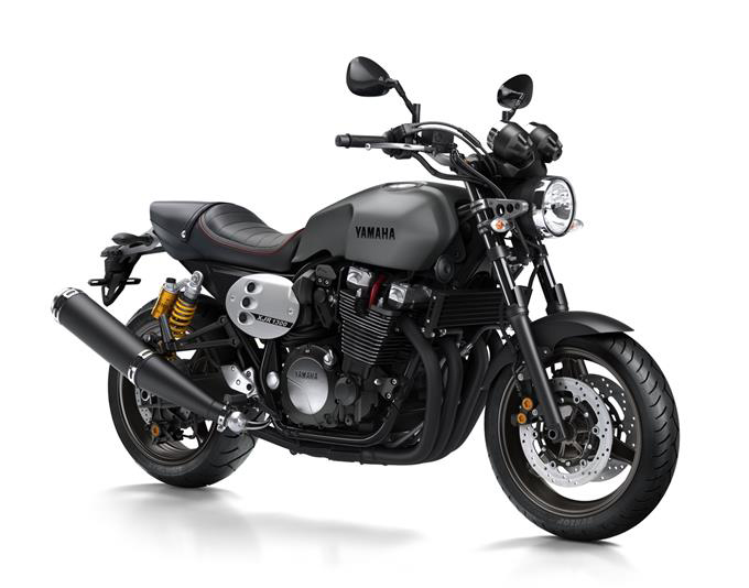 Yamaha XJR 1300 Motorcycle and scooter rentals in Barcelona (Spain)