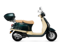 Lambretta Styler 50 cc Motorcycle and scooter rentals in Buenos Aires (Argentina)