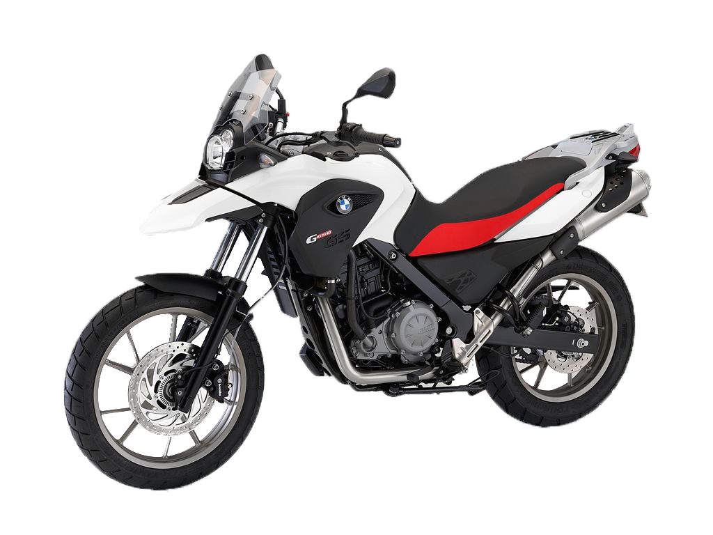 BMW G 650 GS Motorcycle and scooter rentals in Madrid (Spain)