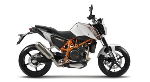 KTM Duke 690 Motorcycle and scooter rentals in Milano (Italy)