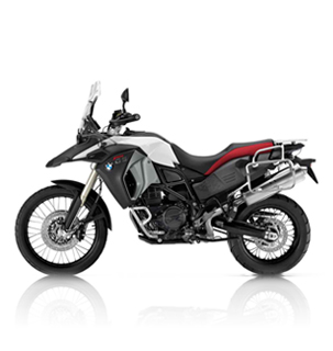 BMW F800 GS ADV Motorcycle and scooter rentals in Madrid (Spain)
