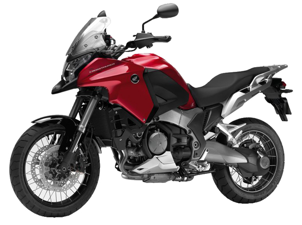 Honda VFR 1200X CROSSTOURER Motorcycle and scooter rentals in Málaga (Spain)