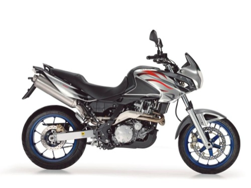Aprilia Pegaso 650 Strada Motorcycle and scooter rentals in Fuerteventura (Spain - Canary Islands)