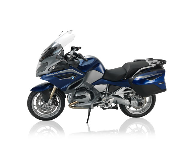 BMW R 1200 RT LC Motorcycle and scooter rentals in Madrid (Spain)