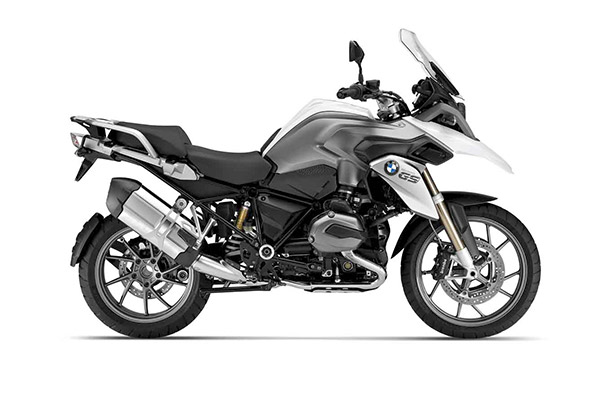 BMW R1200GS LC Motorcycle and scooter rentals in Madrid (Spain)