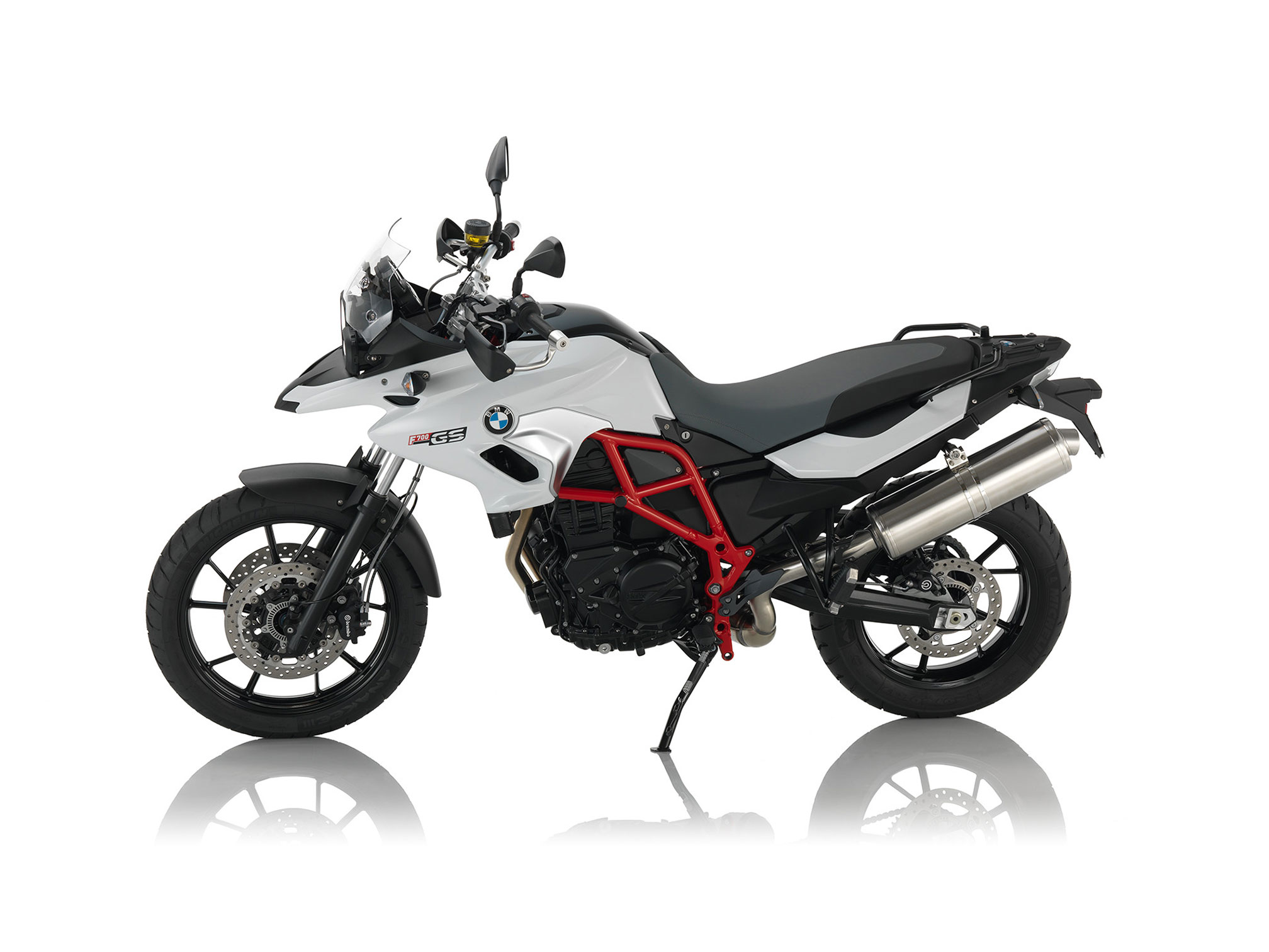 BMW F700 GS Motorcycle and scooter rentals in Madrid (Spain)