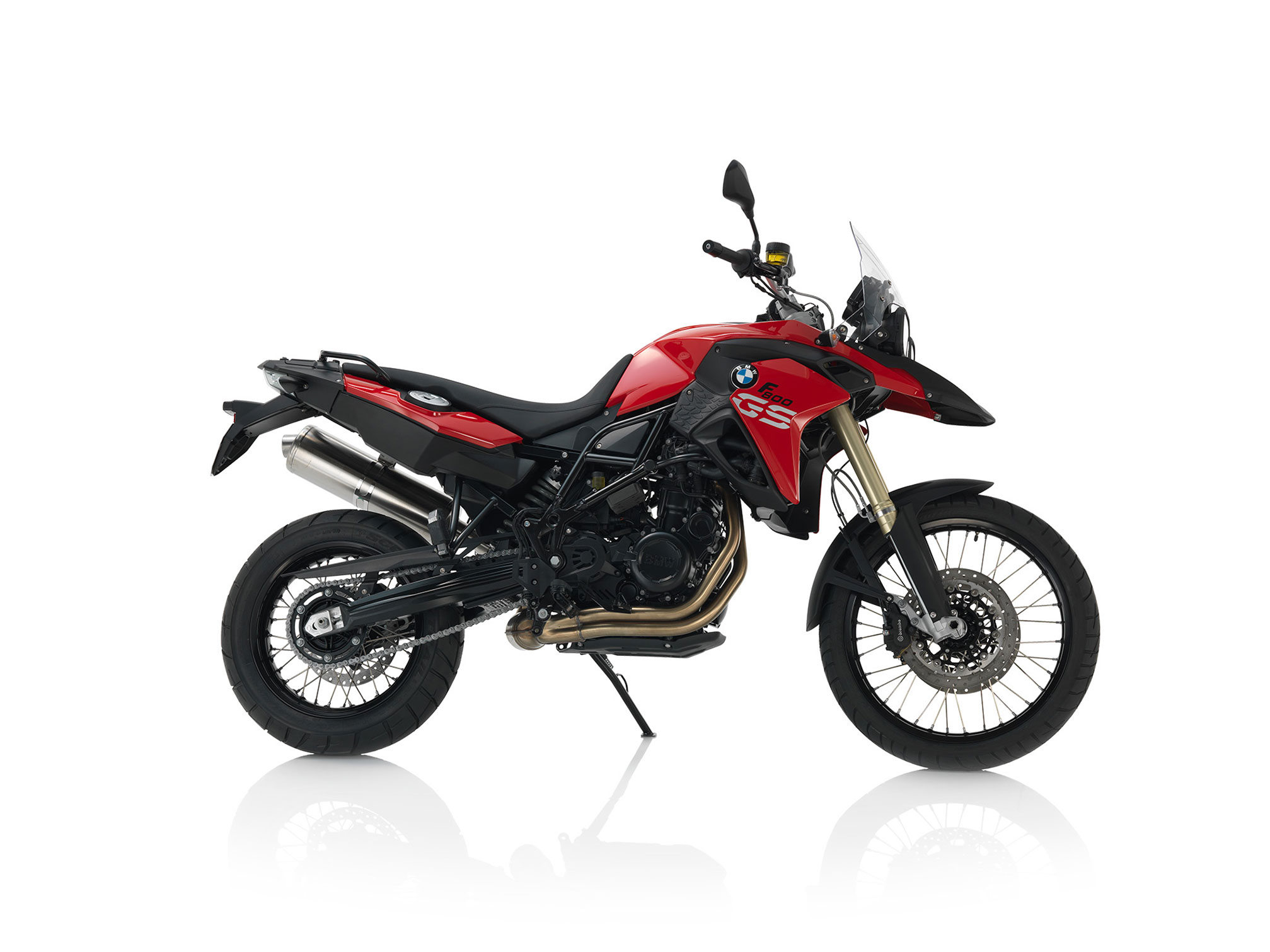 BMW F800 GS Motorcycle and scooter rentals in Madrid (Spain)