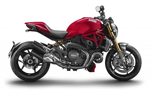 Ducati Monster 1200 Motorcycle and scooter rentals in Bologna (Italy)
