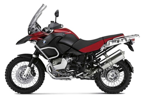 BMW R1200 GS Adv Motorcycle and scooter rentals in Bologna (Italy)