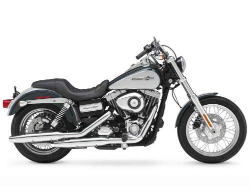 Harley-Davidson Dyna Super Glide Motorcycle and scooter rentals in Barcelona (Spain)