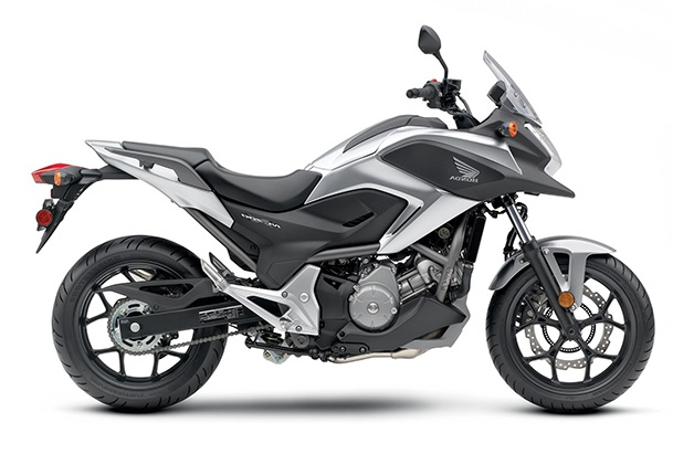 Honda NC 750 X Motorcycle and scooter rentals in Fuerteventura (Spain - Canary Islands)