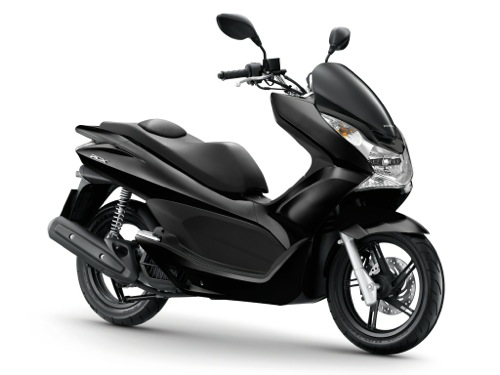 Honda PCX 125 Motorcycle and scooter rentals in Málaga (Spain)