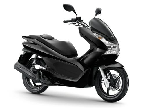 Honda PCX 125 Motorcycle and scooter rentals in Málaga (Spain)