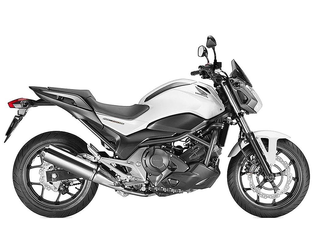 Honda NC 750 S Motorcycle and scooter rentals in Málaga (Spain)