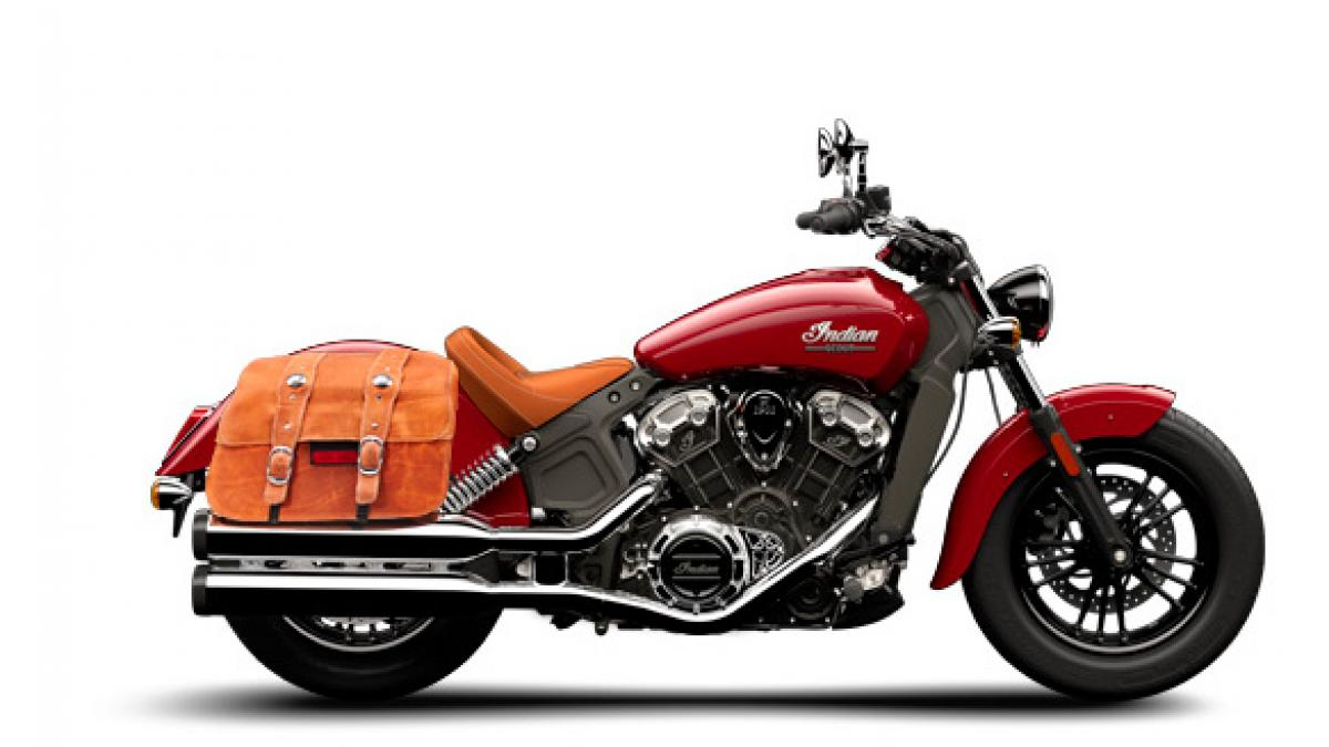 Indian SCOUT Motorcykel- och skoteruthyrning i California (USA)