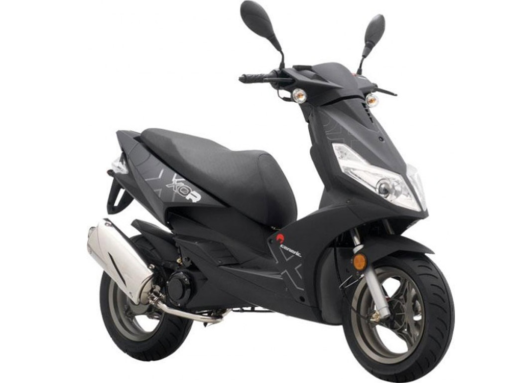 MTR Xor 125 Motorcycle and scooter rentals in Barcelona (Spain)