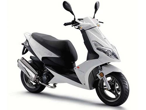 MTR Xor 50 Motorcycle and scooter rentals in Barcelona (Spain)