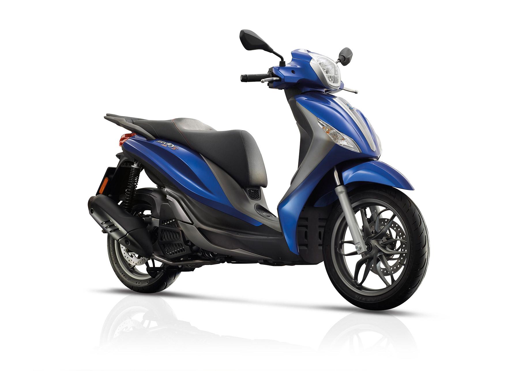 Piaggio Medley ABS Alquiler de motos y scooters en Lanzarote (España - Canarias)
