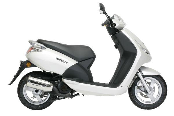 Peugeot New Vivacity Alquiler de motos y scooters en Lanzarote (España - Canarias)