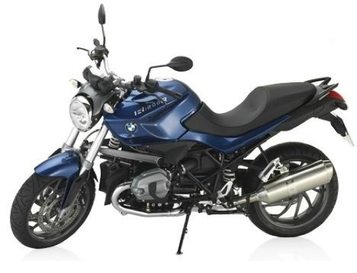 BMW R 1200 R Motorcycle and scooter rentals in Madrid (Spain)