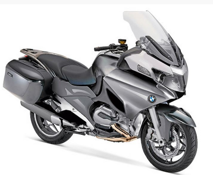 BMW R 1200 RT 2014 Motorcycle and scooter rentals in Madrid (Spain)