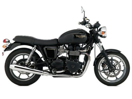 Triumph Bonneville T100 Motorcykel- og scooterudlejning i California (USA)