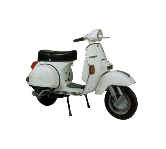 Piaggio Vespa 125 Elestart '85 Motorcycle and scooter rentals in Bologna (Italy)