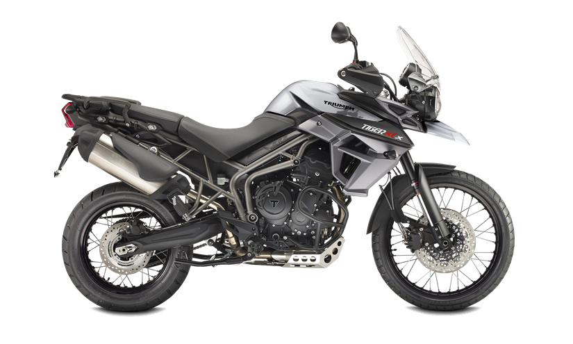 Triumph Tiger 800XCx Motorcycle and scooter rentals in Barcelona (Spain)