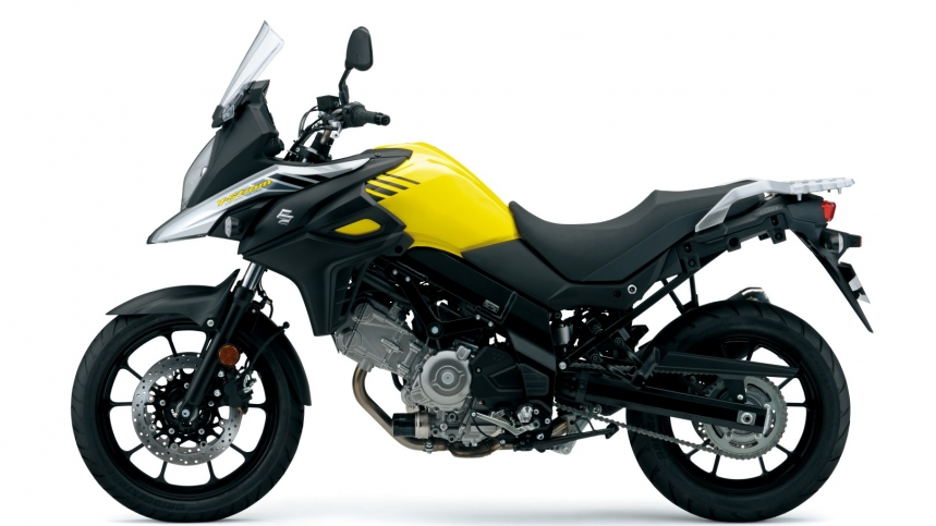 Suzuki V-Strom 650 XT Motorcycle and scooter rentals in Barcelona (Spain)