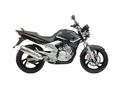 Yamaha YBR Motorcycle and scooter rentals in Fuerteventura (Spain - Canary Islands)