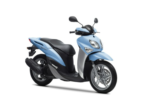 Yamaha Xenter Motorcycle and scooter rentals in Fuerteventura (Spain - Canary Islands)