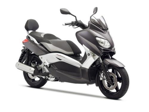 Yamaha X Max 250 Motorcycle and scooter rentals in Málaga (Spain)