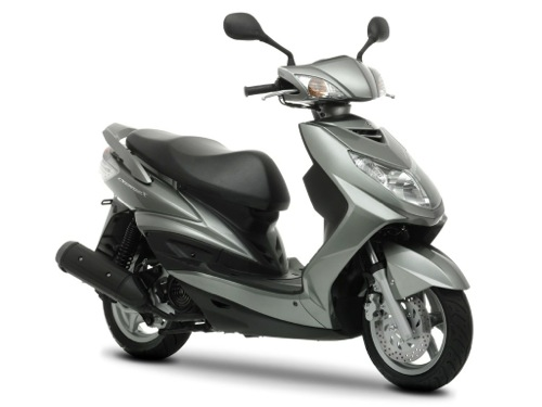 Yamaha Cignus 125cc Motorcycle and scooter rentals in Málaga (Spain)