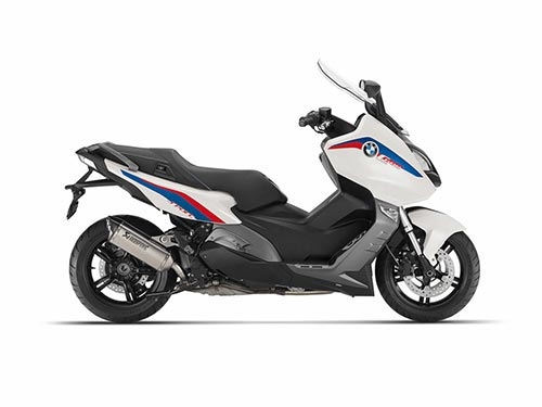 BMW C600 GT Motorcycle and scooter rentals in Madrid (Spain)