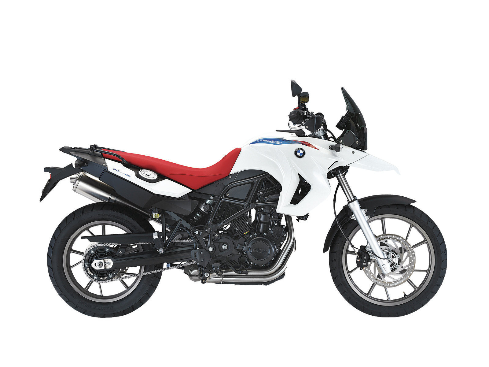 BMW G 650 GS 2014 Motorcycle and scooter rentals in Málaga (Spain)