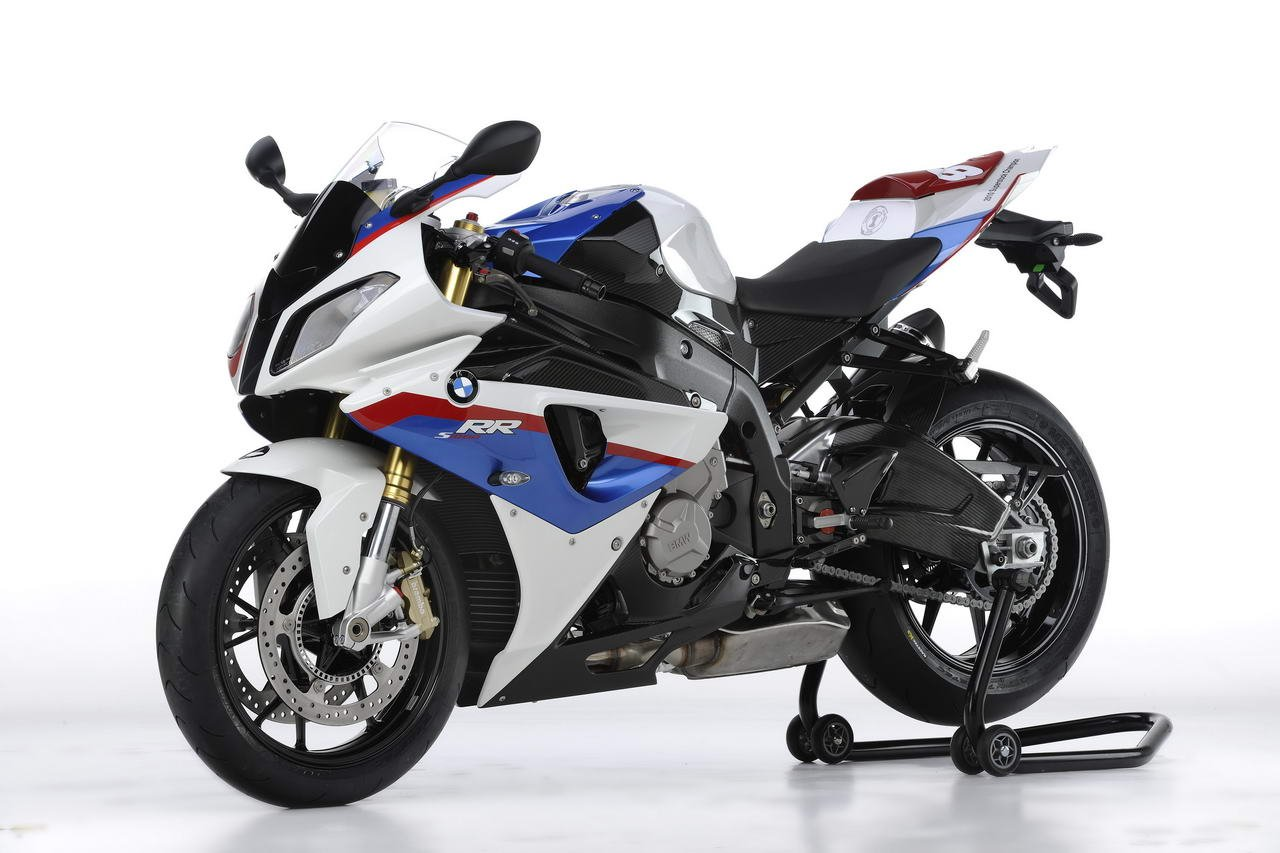 BMW S 1000 RR Motorcycle and scooter rentals in Bologna (Italy)